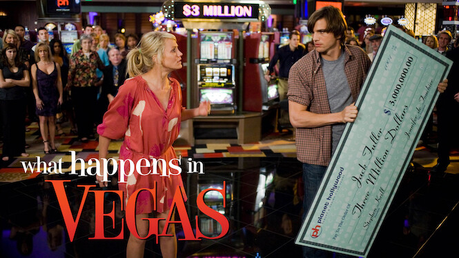 What Happens in Vegas on Netflix UK